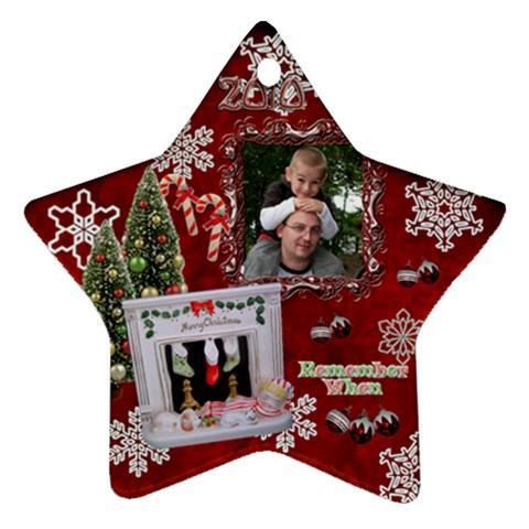 Dobi 4 By Vanya   Ornament (star)   798zluv06yk7   Www Artscow Com Front