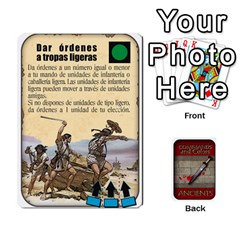 Command And Colors Espa?ol Brackder  Faltan 6  By Doom18   Playing Cards 54 Designs   L3pg4qxymrln   Www Artscow Com Front - Heart6