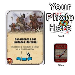 Command And Colors Espa?ol Brackder  Faltan 6  By Doom18   Playing Cards 54 Designs   L3pg4qxymrln   Www Artscow Com Front - Spade9