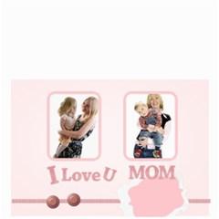 I Love You Mom By Joely   Bucket Bag   0obrw864skmf   Www Artscow Com Front