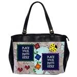 Ladybug - Oversize Office Handbag (2 Sides)