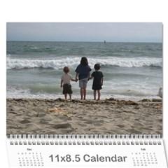 Calendar 2011 By Julie   Wall Calendar 11  X 8 5  (18 Months)   E5hfnlrvn1fg   Www Artscow Com Cover
