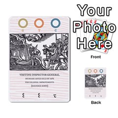 New World Colony By Todd Sanders   Multi Purpose Cards (rectangle)   Djfvei0qgd45   Www Artscow Com Front 53