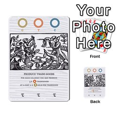 New World Colony By Todd Sanders   Multi Purpose Cards (rectangle)   Djfvei0qgd45   Www Artscow Com Front 27