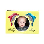 Baby boy L Cosmetic Bag - Cosmetic Bag (Large)