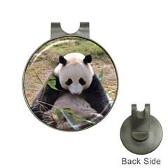 Big Panda Golf Ball Marker Hat Clip by dropshipcnnet
