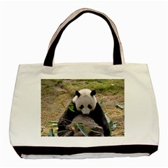 Big Panda Classic Tote Bag (two Sides) by dropshipcnnet