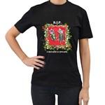 Mole Hunter2 - women s t-shirt - Women s T-Shirt (Black)