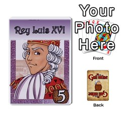 Guillotine (1) By Roi   Playing Cards 54 Designs   Iu9lkv1xlgr6   Www Artscow Com Front - Diamond3
