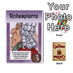 Guillotine (1) By Roi   Playing Cards 54 Designs   Iu9lkv1xlgr6   Www Artscow Com Front - Diamond7