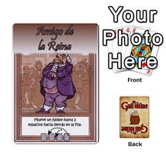Queen Guillotine (2) By Roi   Playing Cards 54 Designs   Iq9z264e28rp   Www Artscow Com Front - SpadeQ
