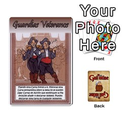 Guillotine (2) By Roi   Playing Cards 54 Designs   Iq9z264e28rp   Www Artscow Com Front - Heart6