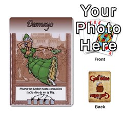 Queen Guillotine (2) By Roi   Playing Cards 54 Designs   Iq9z264e28rp   Www Artscow Com Front - HeartQ