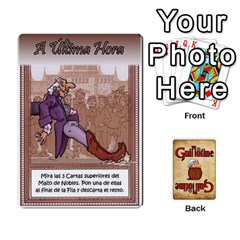 Guillotine (2) By Roi   Playing Cards 54 Designs   Iq9z264e28rp   Www Artscow Com Front - Diamond4