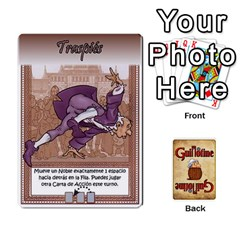 Guillotine (2) By Roi   Playing Cards 54 Designs   Iq9z264e28rp   Www Artscow Com Front - Spade5