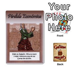 Ace Guillotine (2) By Roi   Playing Cards 54 Designs   Iq9z264e28rp   Www Artscow Com Front - DiamondA