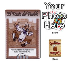 Guillotine (2) By Roi   Playing Cards 54 Designs   Iq9z264e28rp   Www Artscow Com Front - Spade6