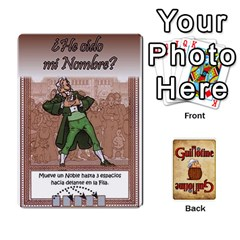 King Guillotine (2) By Roi   Playing Cards 54 Designs   Iq9z264e28rp   Www Artscow Com Front - ClubK