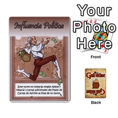 Jack Guillotine (2) By Roi   Playing Cards 54 Designs   Iq9z264e28rp   Www Artscow Com Front - SpadeJ