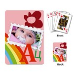 ABC ard - Playing Cards Single Design