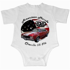 Chevy Chevelle SS 396 Infant Creeper by BlueRidgeArtisans