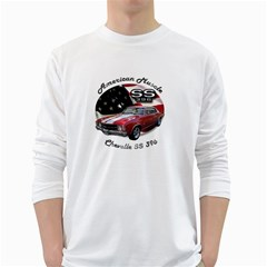 Chevy Chevelle SS 396 Long Sleeve T-Shirt by BlueRidgeArtisans
