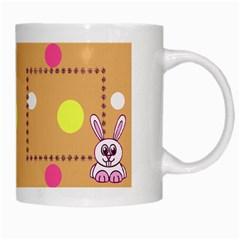 Hunny Bunny Mug By Daniela   White Mug   2e5r2c2dc78f   Www Artscow Com Right