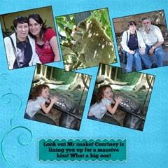 Scrap 2 By Donna Lenard   Scrapbook Page 12  X 12    Tpdihk7vwmbu   Www Artscow Com 12 x12 Scrapbook Page - 8
