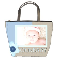 Our Baby By Joely   Bucket Bag   Eo1ltx4nz0wc   Www Artscow Com Front