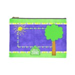 Celebrate in the Sun Large Cosmetic Bag 1 - Cosmetic Bag (Large)