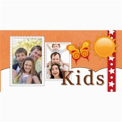 Kids By Joely   4  X 8  Photo Cards   Ihi3vtst0z1g   Www Artscow Com 8 x4 Photo Card - 1