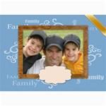 Family card - 5  x 7  Photo Cards