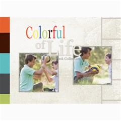 Colorful Of Life By Joely   5  X 7  Photo Cards   Zis3xwmp07vj   Www Artscow Com 7 x5 Photo Card - 6