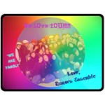 rumors blanket 4 - Fleece Blanket (Large)