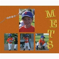 Mets Collage By Kaycee Ruiz   Collage 8  X 10    Abxnz45p2ww4   Www Artscow Com 10 x8 Print - 3