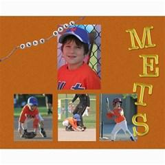 Mets Collage By Kaycee Ruiz   Collage 8  X 10    Abxnz45p2ww4   Www Artscow Com 10 x8 Print - 4