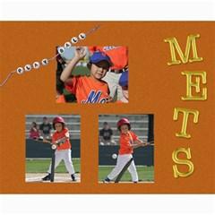 Mets Collage By Kaycee Ruiz   Collage 8  X 10    Abxnz45p2ww4   Www Artscow Com 10 x8 Print - 8