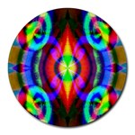 REPSYCLE_ARTS_-139 Round Mousepad