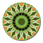 REPSYCLE_ARTS_-100 Round Mousepad