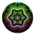 Pastalia Star Art Round Mousepad
