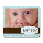 Baby boy - Collage Mousepad