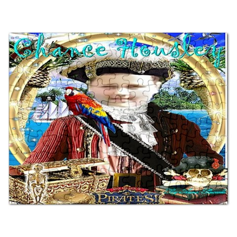 By Pamela Sue Goforth   Jigsaw Puzzle (rectangular)   Hbb8785o9bbk   Www Artscow Com Front