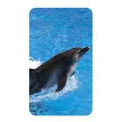 Swimming Dolphin Memory Card Reader (Rectangular) by knknjkknjdd