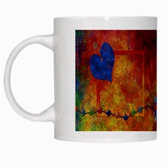 Tye Dyed Mug 1 By Lisa Minor   White Mug   J6i82os968nq   Www Artscow Com Left