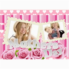 Mothers Day By Joely   5  X 7  Photo Cards   Dy6nyvc5dxpm   Www Artscow Com 7 x5 Photo Card - 2