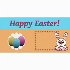 Happy Easter Cards 8x4 By Daniela   4  X 8  Photo Cards   Zpg00ylpne0v   Www Artscow Com 8 x4 Photo Card - 8