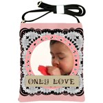 only love - Shoulder Sling Bag
