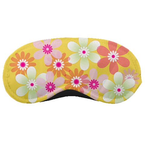 Flower By Joely   Sleeping Mask   R9lrmt3nptqv   Www Artscow Com Front