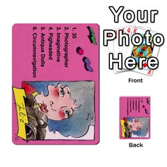 Psl Female By Mike Waleke   Multi Purpose Cards (rectangle)   Qd9t6tphaw6o   Www Artscow Com Front 13