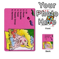 Psl Female By Mike Waleke   Multi Purpose Cards (rectangle)   Qd9t6tphaw6o   Www Artscow Com Front 21